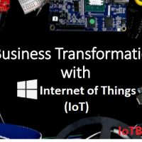 IoT Technology & Innovation To Transform Business