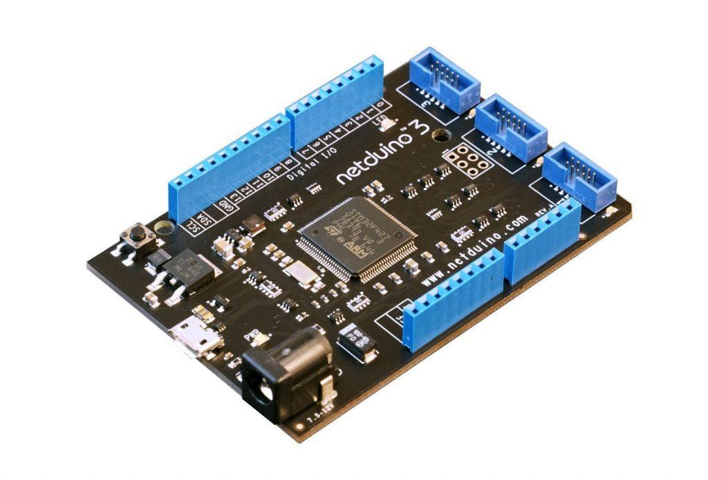 Netduino 3 board - www.iotboys.com