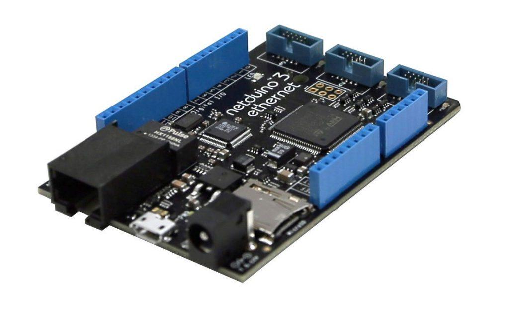 Netduino 3 Ethernet - www.iotboys.com