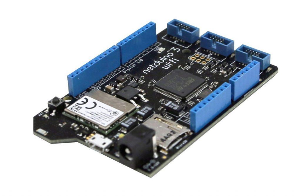 Netduino 3 WiFi - www.iotboys.com