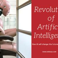 Revolution of AI. How AI will the future -www.iotboys.com