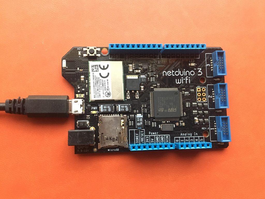 Netduino 3 - www.iotboys.com