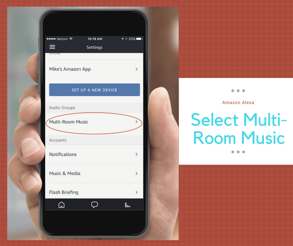 How to Enable Multi-Room Music on Amazon speakers Echo, Echo Dot, and Echo Show