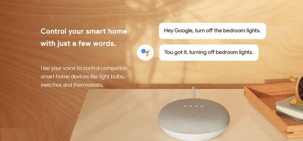 Hey Google, Turn Off the bedroom lights - Google Home Commands