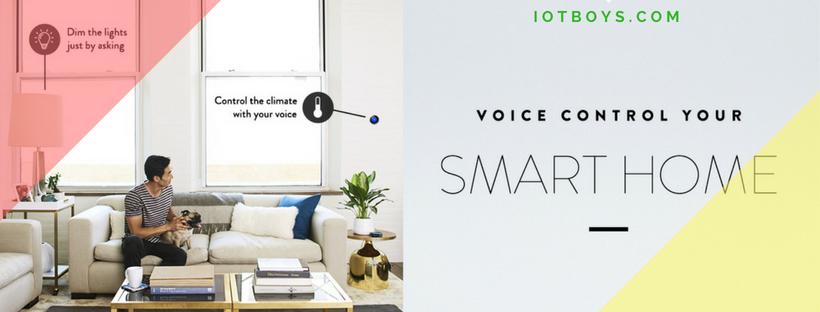 Alexa, Smart Home