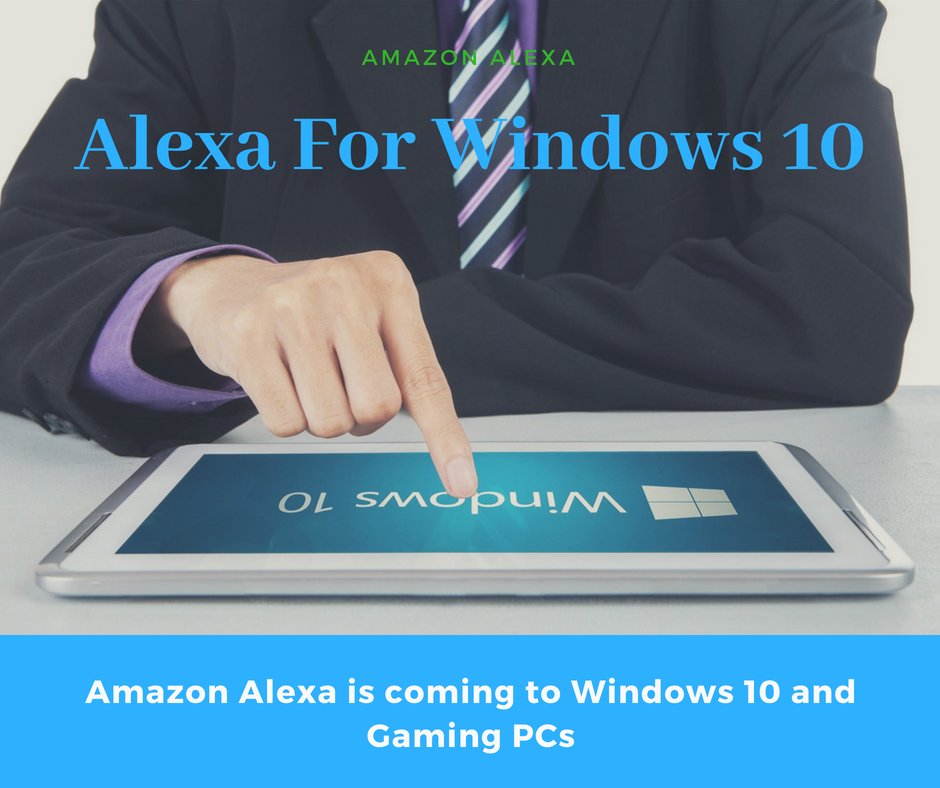 Alexa coming to windows 10