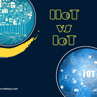 IIoT vs IoT www.iotboys.com