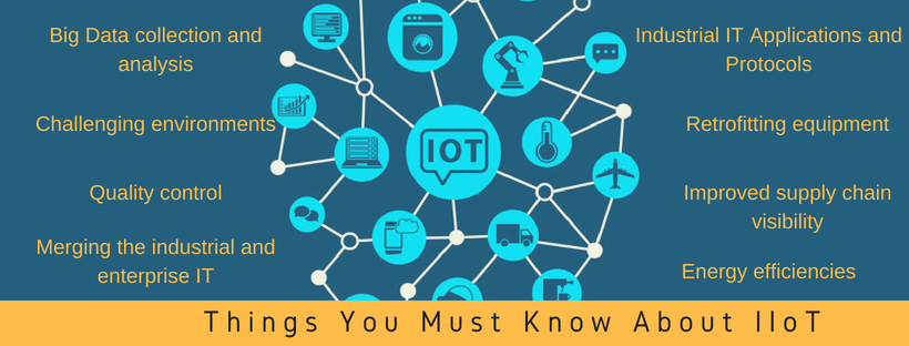 Things You Must Know About IIoT